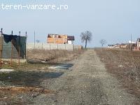 Intrarea in comuna Vidra 314mp utili